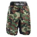 MMA Shorts Vandal Military