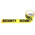 SECURITY ZONE TAPE
