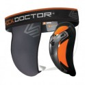 SHOCK DOCTOR SKRIDTBEKYTTER ULTRAPRO CARBON FLEX - SENIOR