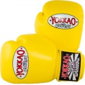 Matrix Yellow Boxing Handsker