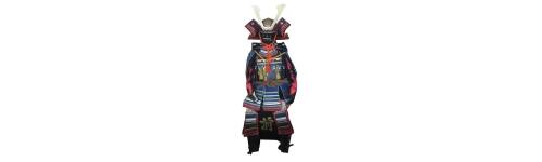 Samurai rustning/hjelm