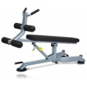 Proteus PROF-506B adjustable decline situp bench