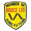 Member of Bruce Lee Kung Fu Team