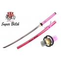 Katana Super Bitch - Pink