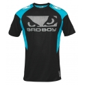 Bad Boy Performance Walk In Tee- Sort/Cyan