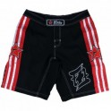 BOARD SHORTS - FAIRTEX - AB8 - SORT