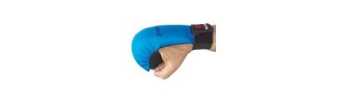 Kno- og håndbeskytter